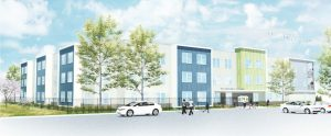Housing Authority of the City of Camden Branch Village Rendering