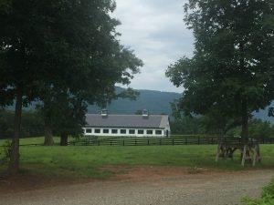 Mount Fair Farm Barn with Solar, Crozet, VA